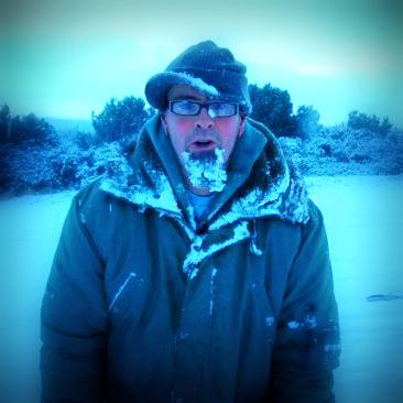 Gaz snow face for cob blog
